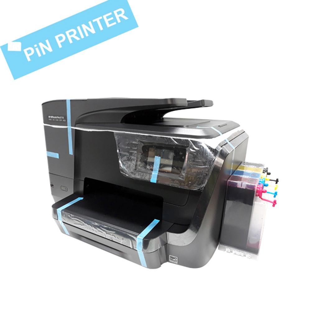 HP Officejet pro 8710 컬러 잉크 복합기, 1.hp8710 무한잉크염료1400ml