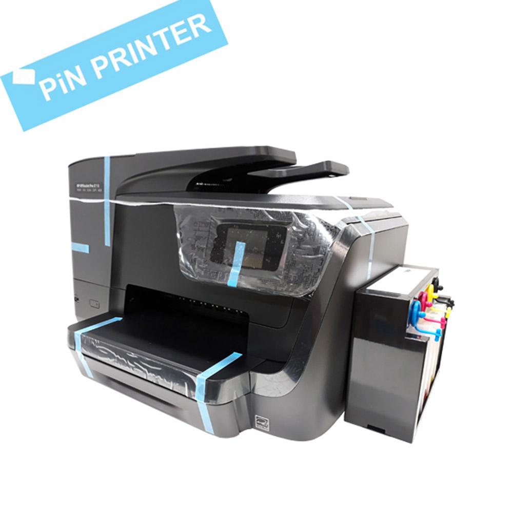 HP Officejet pro 8710 컬러 잉크 복합기, 3.hp8710 특허무한잉크염료1400ml