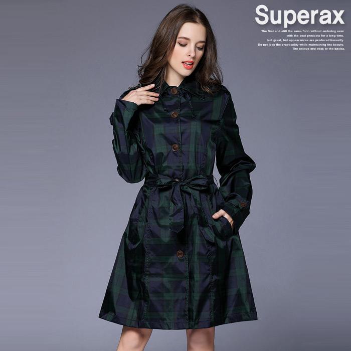 슈퍼렉스 남여공용 우비 레인코트 비옷 판초우의 고급우비 RAIN24-CK