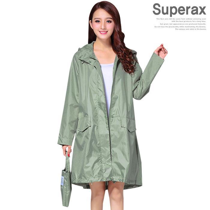 슈퍼렉스 남여공용 우비 레인코트 비옷 판초우의 고급우비 RAIN25-GG