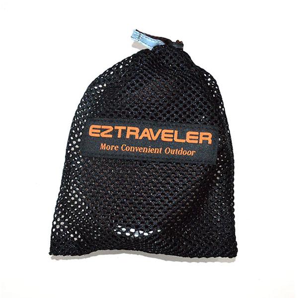이지트래블러 신형 타프연장웨빙 7.5m 고급메쉬가방 포함 텐트 타프부품