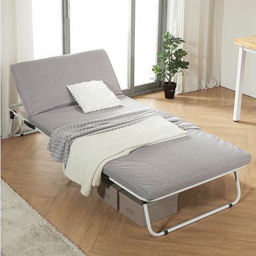1인용 폴딩 베드 접이식 침대 접이식침대
