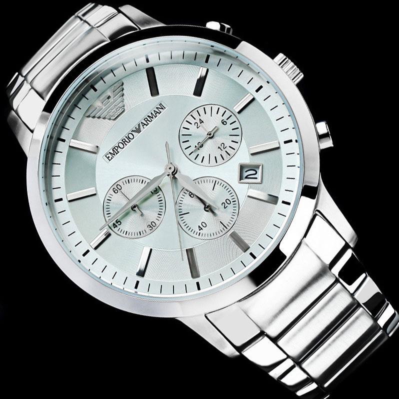 알마니 AR2458 남성용 시계