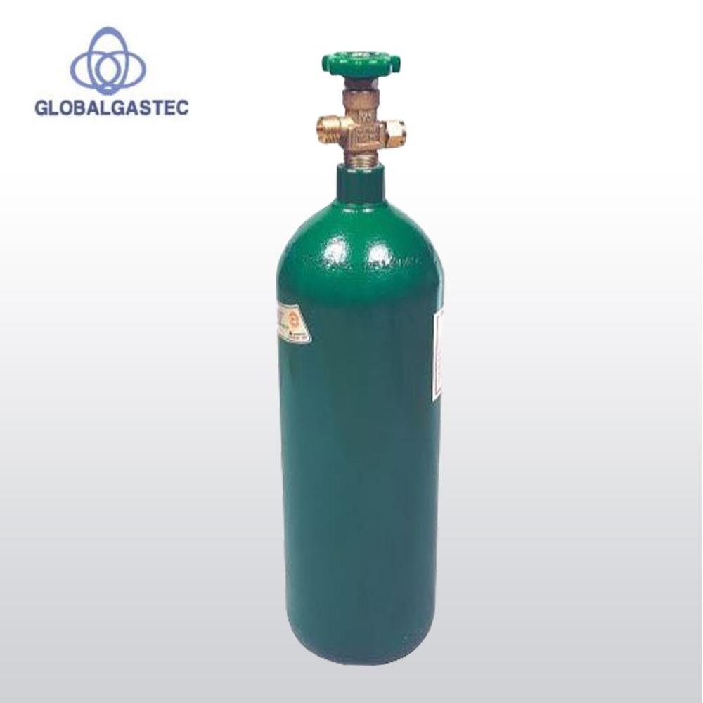 이엔케이 산소가스용기 10.2L 산소가스통 1EA