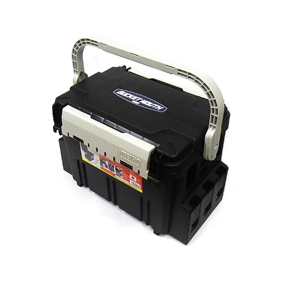 메이호 버켓 마우스 5000(BM-5000) 공통태클박스, 오렌지, 1개