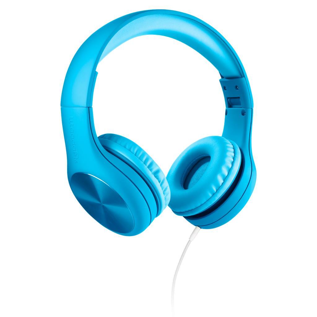 릴가젯 Pro 어린이 청력보호 유선 헤드셋, 블루, Pro(5-11세)