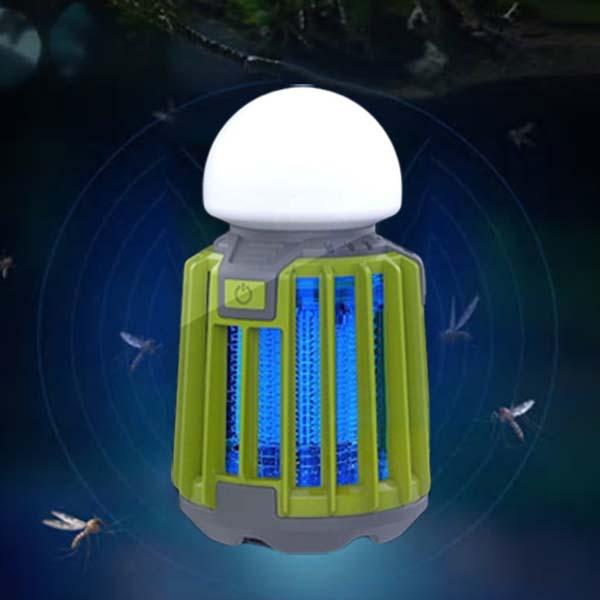 캠프365 버그모아 해충킬러 LED 캠핑랜턴 모기퇴치 캠핑용품