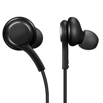 삼성 갤럭시S8 정품형 호환이어폰(벌크)1+1+1 이어폰, 블랙+블랙+블랙
