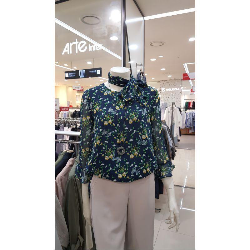 아르테 [아르테] W몰 꽃무늬 쉬폰 블라우스 DKBPWB790