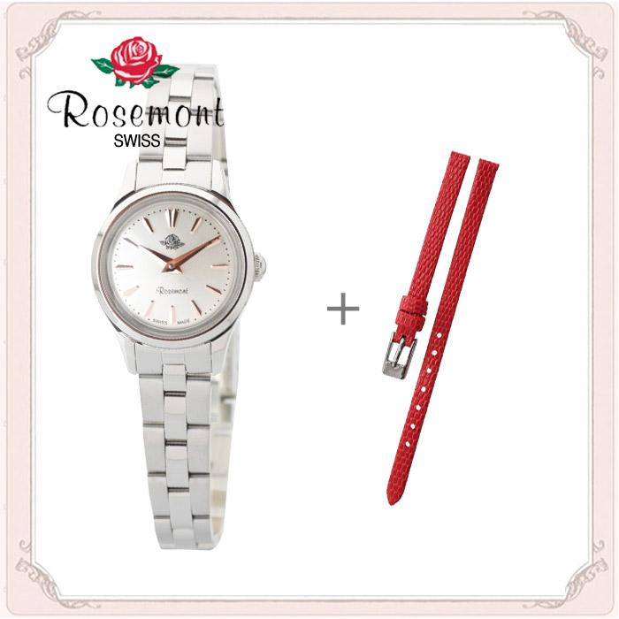 RS#49-03CR-MT 로즈몽 정품 백화점A/S 가능 여성시계