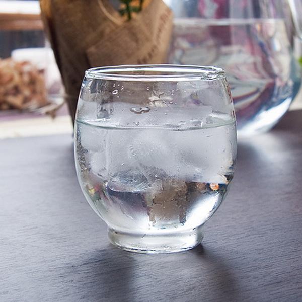 글라스몰 Simax 단지 내열유리컵(250ml) 6P, 투명, 6개