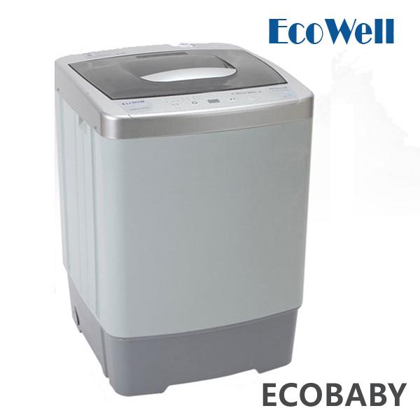 에코웰 자동 미니세탁기 ECOBABY 1.95kg