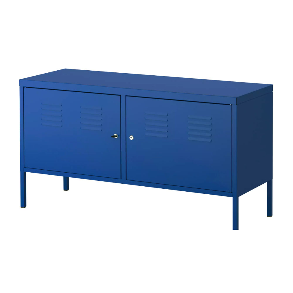 이케아 PS 철제 캐비넷 수납장, 4.블루 302.923.18