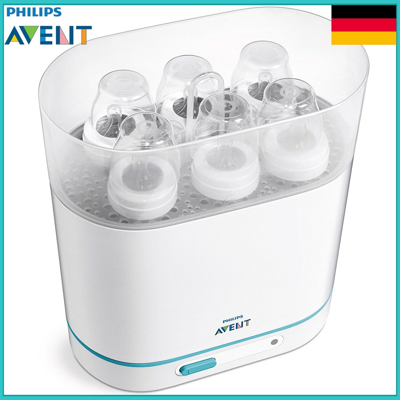 [독일]Philips Avent 필립스 아벤트 스팀소독기 젖병소독기