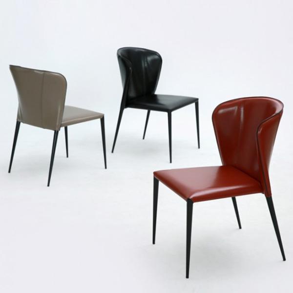 로이퍼니처랩 브리스 디자인 가죽 1인 의자, 샌드