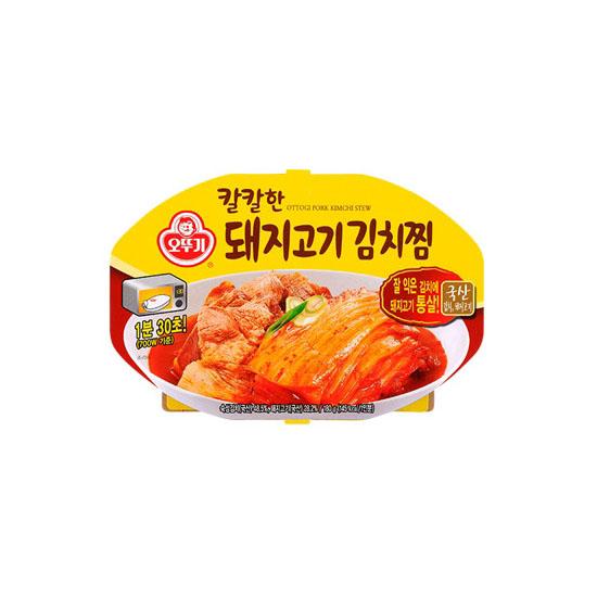 오뚜기 즉석 칼칼한 돼지고기 김치찜, 180g, 6개