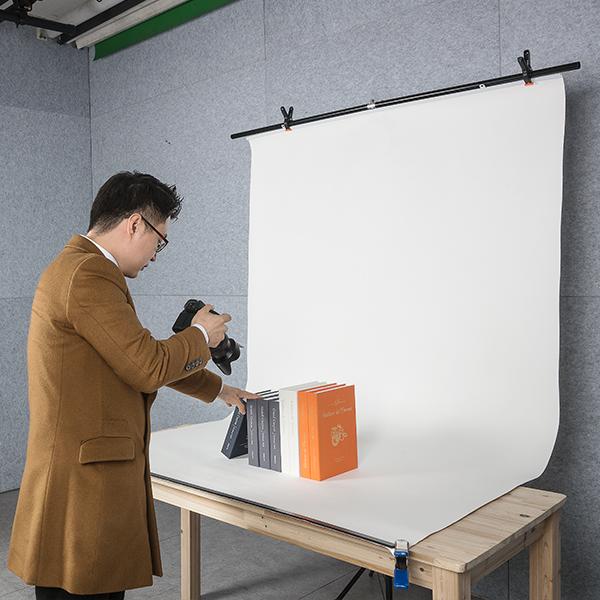 PLTHINK 유쾌한생각 PL-2110 제품 촬영 스튜디오, 크로마키그린