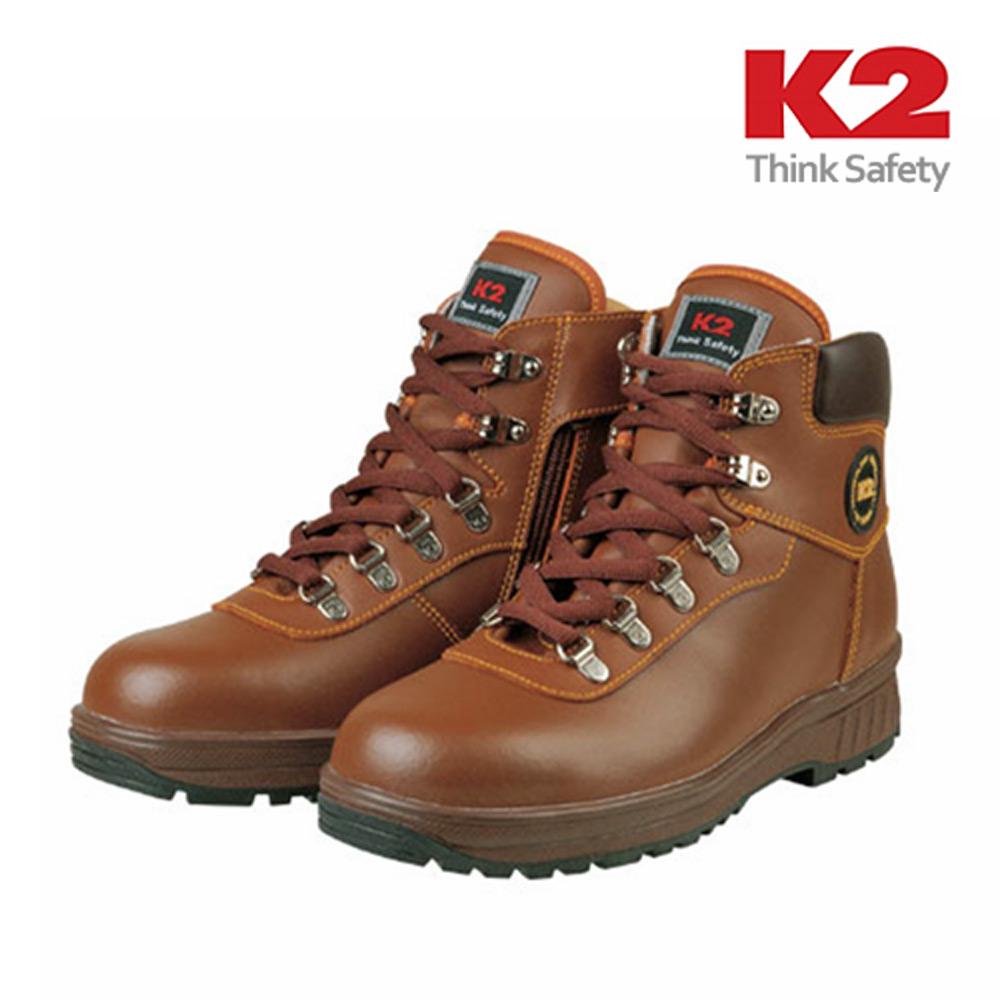 K2 가죽제 안전화 K2-14