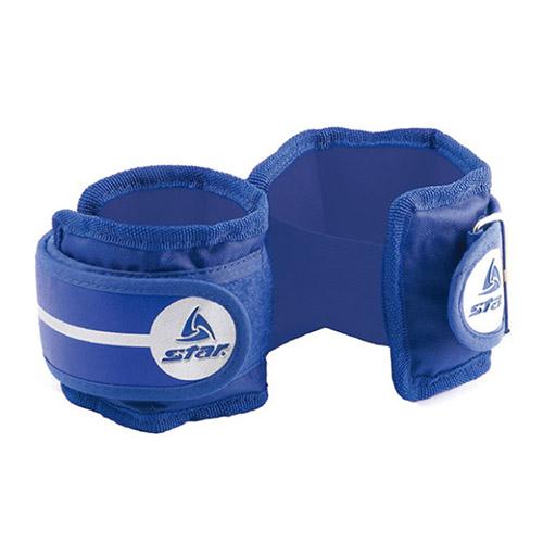 현아몰 스타 스포츠 이지 중량 밴드 4kg (2kg+2kg), 블루