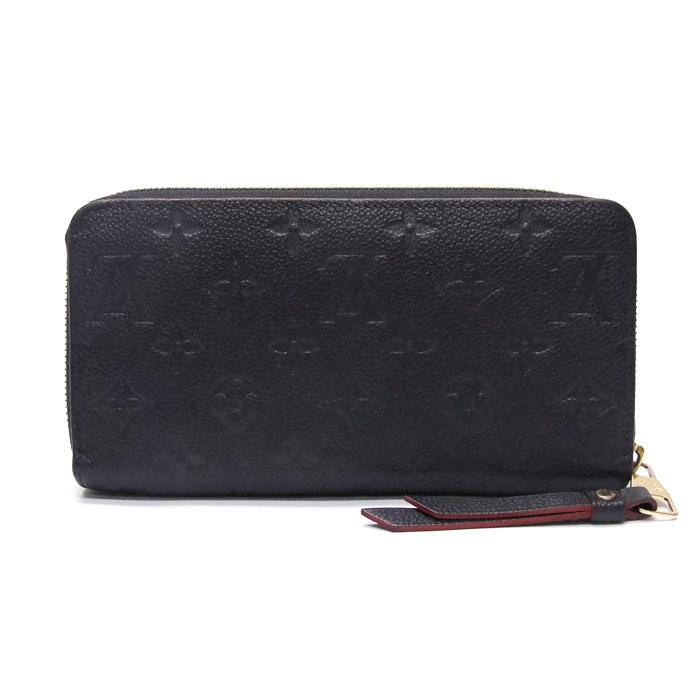 [뉴욕명품] 루이비통 지갑 M62121 모노그램 앙프렝뜨 마린라우지 지피 월릿 장지갑