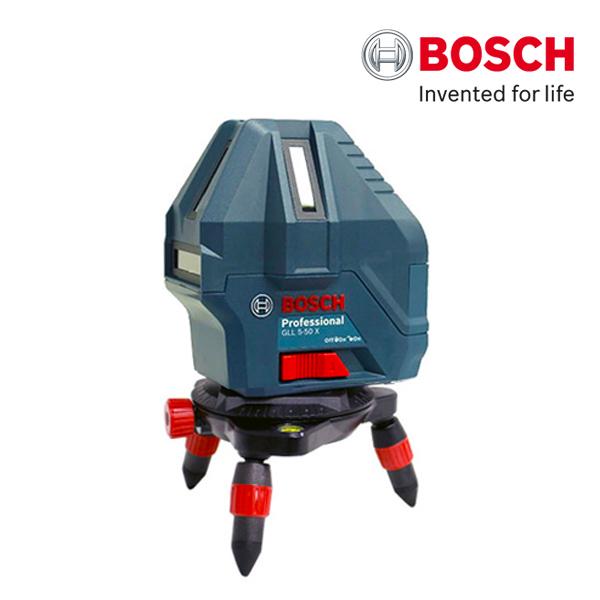 보쉬 라인레이저 레벨기 GLL 5-50 X, 1개