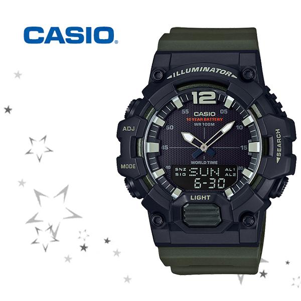 CASIO HDC-700-3A 카시오 남성 우레탄 손목 군인시계