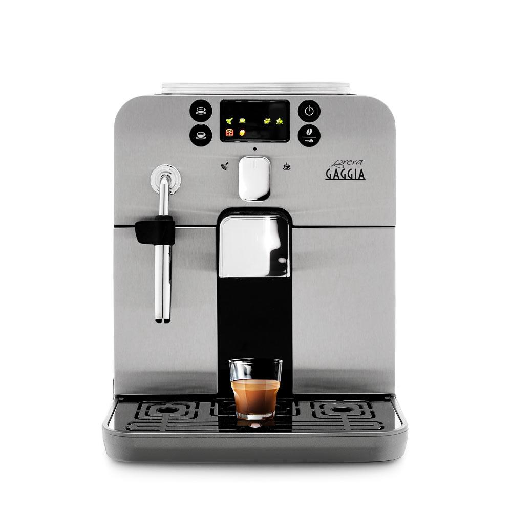 가찌아 브레라 전자동 커피머신, 가찌아 브레라 실버 전자동 커피머신