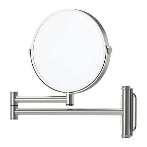 이케아 BROGRUND 거울 스테인리스 303.285.29, 단일상품