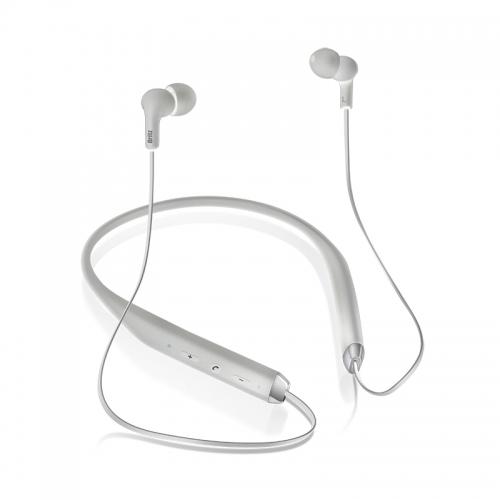 브리츠 BZ-N4000 블루투스 넥밴드 이어폰, 화이트
