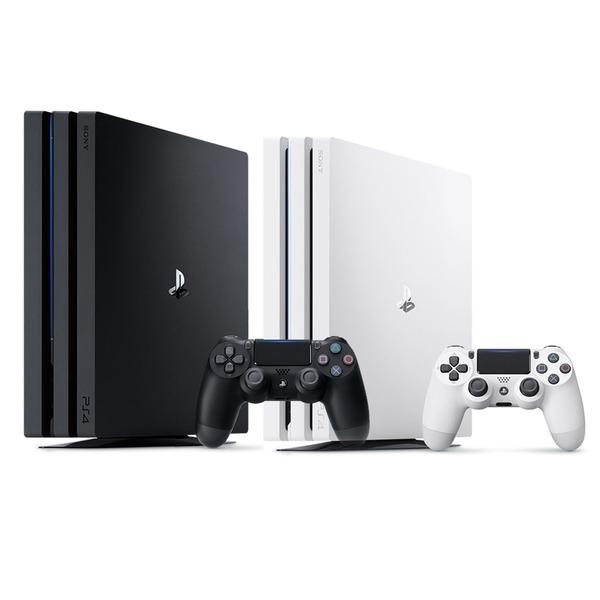 PS4 PRO 플레이스테이션4 프로 1TB 블랙 화이트., PlayStation 4 PRO 블랙