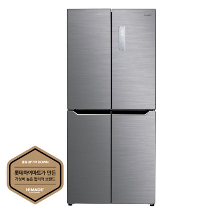 하이메이드 세미빌트인 4도어 냉장고 HRF-SN418MFC, 단일상품