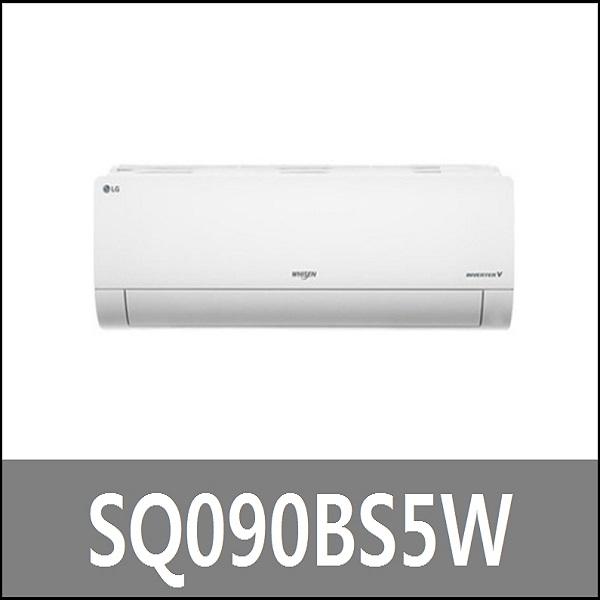 LG전자 SQ090BS5W 인버터 벽걸이에어컨, SQ09B9JWBS(2등급) (POP 264078836)
