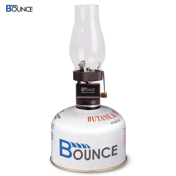 BOUNCE 클래식 감성램프 캠핑램프 호롱 LL-1801, 다크 그레이, 1개-3-86941914