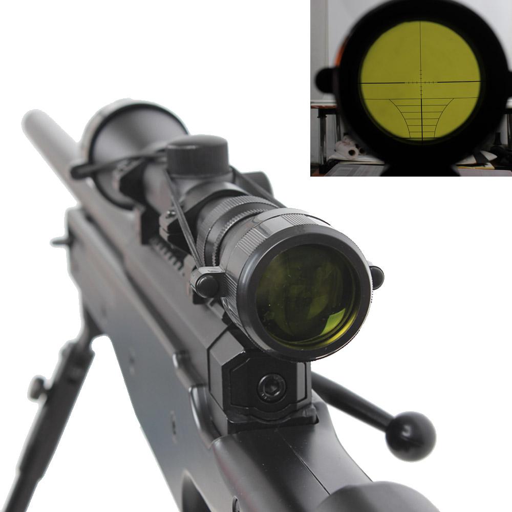 대진무역 에땁 9배율 스코프 비비탄총 저격총 조준경