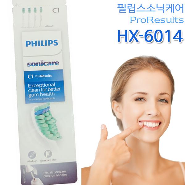 필립스 필립스칫솔모 HX6014, HX6014필립스전동음파칫솔모, 1000