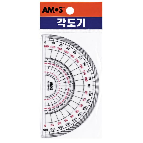 아모스 13cm 각도기(AM-707) (POP 107926386)