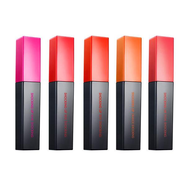 토니모리 퍼펙트 립스 쇼킹 립 틴트 7g, 오렌지쇼킹, 2개