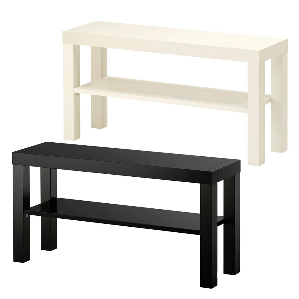 IKEA 이케아 LACK 라크 TV장식장, 라크TV장식장_블랙(303.535.66)