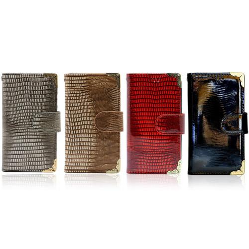 루미엘 골드 뱀피 다이어리 휴대폰케이스 LG G3 A(F410)