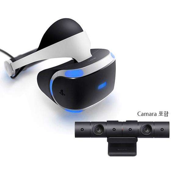 득템찬스 소니 PS4 VR 2번세트 PSVR카메라