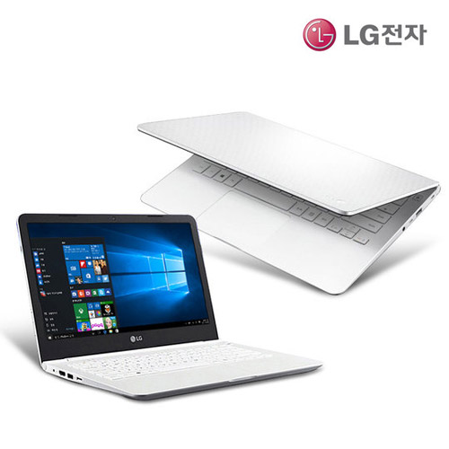 LG전자 박스만개봉 SSD장착 8세대 14U380-EU1TK 노트북 화이트