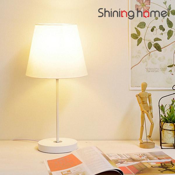 마렌 조명 애니 단스탠드 무드등, 화이트:LED전구색(노란빛)