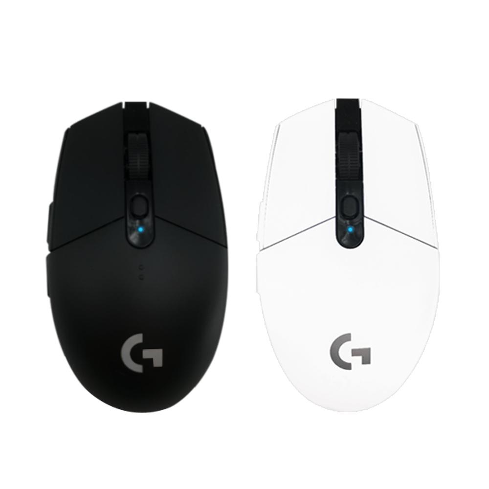 로지텍 G304 LIGHTSPEED 무선 게이밍 마우스, 화이트_박스새상품