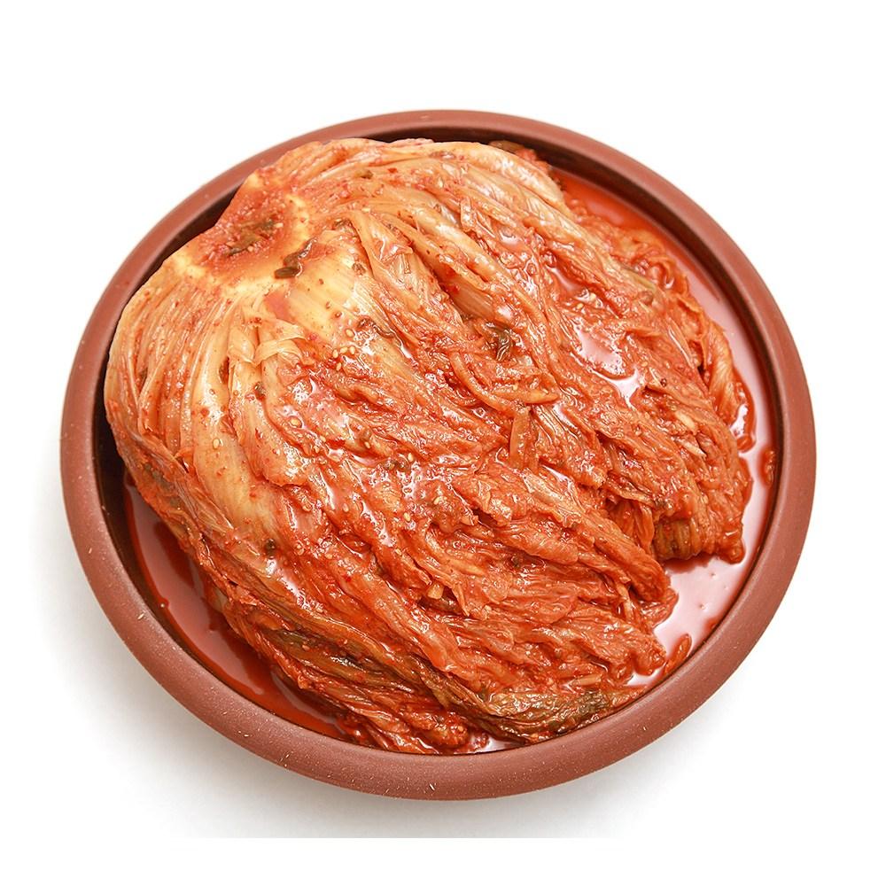[전라김치] 1년숙성 깊은맛 묵은지, 5kg, 1, 1개