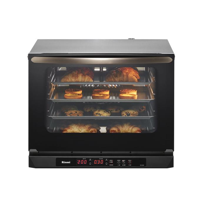 린나이 RCO-040E 소형제빵오븐(업소용), RCO-040E(코팅팬 4개 1SET 포함)