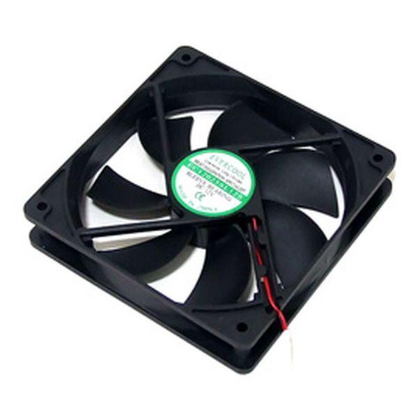 에버쿨 케이스쿨러 쿨링팬 쿨러 120MM 25T 4핀 파워전원 12V 0.25A 냉각팬 나사포함, 상품선택