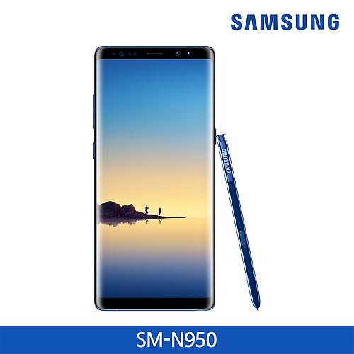 [삼성전자/SM-N950] KT 삼성 갤럭시 노트8 공기계 64G, 미드나잇 블랙, SM-N950