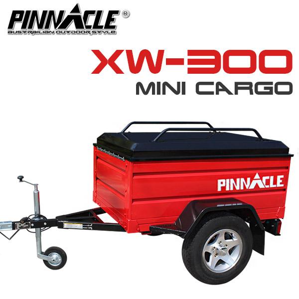피나클 XW300 미니카고 캠핑트레일러 레져트레일러 화물트레일러 운송트레일러 소형트레일러 캠핑용