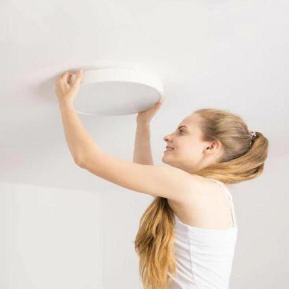 샤오미 스마트조명 LED 이라이트 거실등 천장등 조명, T01-normal(일반)-C01-white(화이트)