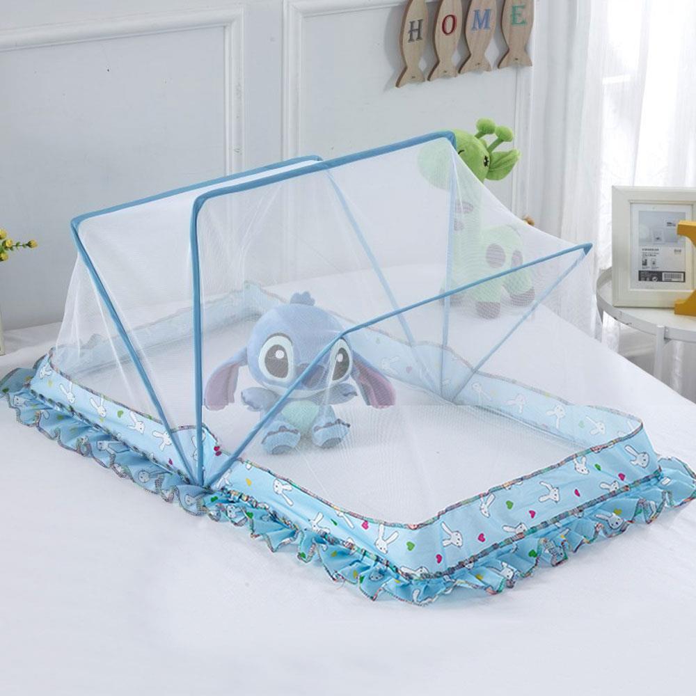 아크 접이식 아기 모기장 유아모기장 아꼬야폴딩모기장, 아꼬야 폴딩모기장 블루